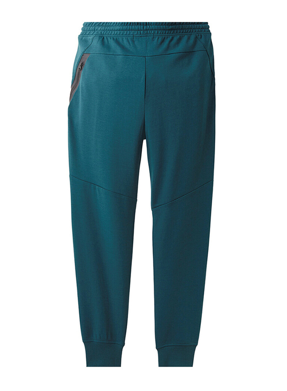 Giordano Double Knit Joggers for Men, Large, Blue