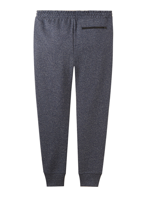 Giordano G-Motion Double Knit Joggers for Men, Small, Black