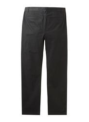 Giordano Trousers Pants for Men, 32 US, Black