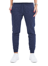Giordano G-Motion Joggers for Women, Extra Large, Blue