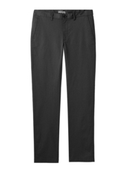 Giordano Mid-Low Rise Slim Pants for Men, 33 US, Dark Grey
