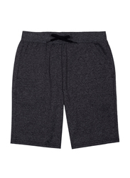 Giordano G-Motion Double Knit Shorts for Men, Small, Black