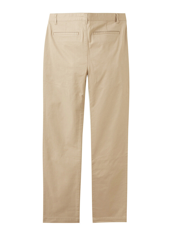 Giordano Trousers Pants for Men, 32 US, Brown