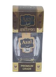 Asal Persian Cut Filament Saffron Bottle, 3 grams