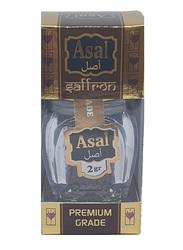 Asal Persian Cut Filament Saffron Bottle, 2 grams