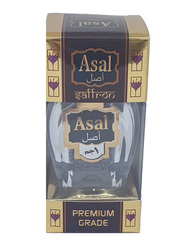Asal Persian Cut Filament Saffron Bottle, 1 gram