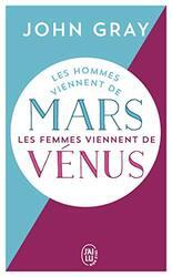 Les hommes viennent de Mars, les femmes viennent de Venus, Paperback Book, By: John Gray
