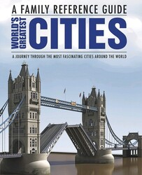 World's Greatest Cities: A Journey Through the Most Fascinating Cities Around the World, Hardcover Book, By: Alberto Hern?ndez