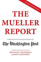 The Mueller Report, Paperback Book, By: The Washington Post
