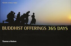 Buddhist Offerings: 365 Days, Hardcover, By: Danielle Follmi