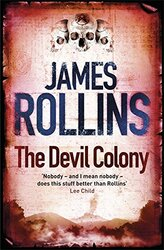 DEVIL COLONY, Paperback Book, By: JAMES ROLLINS