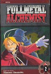 Fullmetal Alchemist, Vol. 2, Paperback Book, By: Hiromu Arakawa