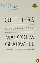 OUTLIERS, Paperback Book, By: MALCOLM GLADWELL