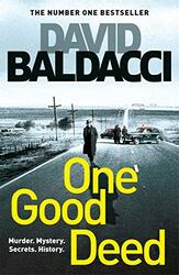 One Good Deed, Paperback Book, By: David Baldacci