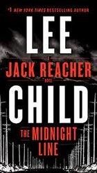 The Midnight Line, Paperback Book, By: Lee Child