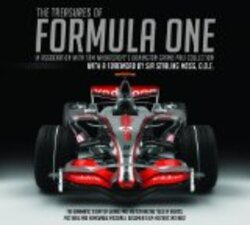 The Treasures of Formula One, Hardcover Book, By: Bruce Jones