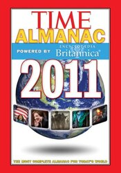 Time Almanac 2011, Hardcover Book, By: Editors of TIME Magazine Powered by Encyclopaedia Britannica