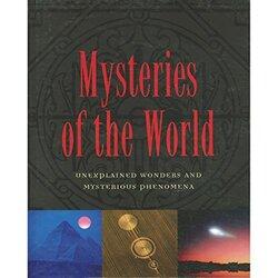 Mysteries of the World, Hardcover Book, By: Ulrich Hellenbrand Herbert Genzmer