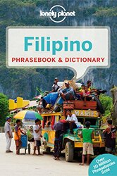 Lonely Planet Filipino (Tagalog) Phrasebook & Dictionary (Lonely Planet Phrasebooks), Paperback Book, By: Lonely Planet