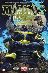 Thanos Rising, Hardcover Book, By: Jason Aaron