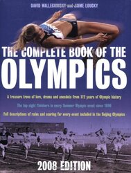 The Complete Book of the Olympics, Paperback, By: David Wallechinsky