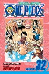 One Piece, Vol. 32, Paperback, By: Eiichiro Oda