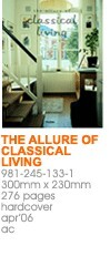 The Allure of Classical Living, Hardcover Book, By: Beta Plus