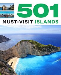 501 Must-Visit Islands (501 Series), Paperback Book, By: D Brown