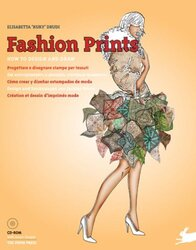 Fashion Prints: How to Design and Draw (Pepin Press Fashion Book), Paperback Book, By: Pepin Press
