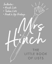 Mrs Hinch: The Little Book of Lists, Hardcover Book, By: Mrs Hinch