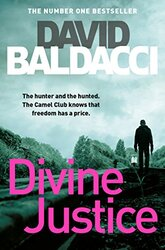 Divine Justice, Paperback Book, By: David Baldacci