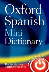 Oxford Spanish Mini Dictionary, Unspecified, By: Oxford Dictionaries