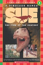 A Dinosaur Named Sue, Paperback Book, By: F Robinson