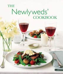 The Newlywed's Cookbook, Hardcover, By: Various