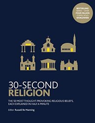 30-Second Religion, Paperback Book, By: Russell Re Manning