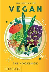 Vegan: The Cookbook, Hardcover Book, By: Jean-Christian Jury