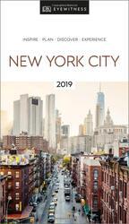 DK Eyewitness Travel Guide New York City: 2019, Paperback Book, By: Dk Travel