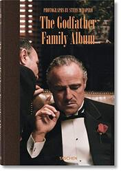 The Godfather Family Album, Hardcover Book, By: Paul Duncan