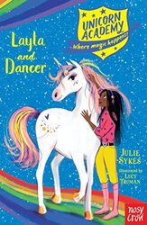 Unicorn Academy: Layla and Dancer, Paperback Book, By: Sykes Julie