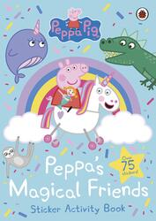 Peppa Pig: Peppa's Magical Friends Sticker Activity, Paperback Book, By: Peppa Pig