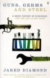 % Guns, Germs and Steel, Paperback Book, By: Jared Diamond