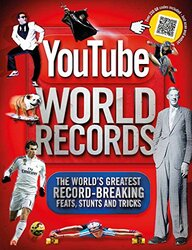 Youtube World Records, Hardcover Book, By: Adrian Besley