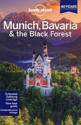 MUNICH,BAVARIA & THE BLACK FOREST, Paperback Book, By: MARC DI DUCA