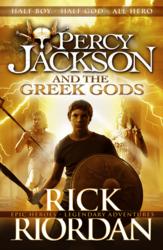 Percy Jackson and the Greek Gods (Percy Jackson/Olympians), Paperback Book, By: Rick Riordan