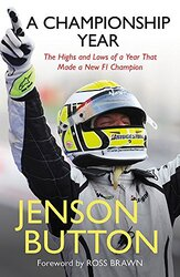 My Championship Year, Paperback Book, By: Jenson Button
