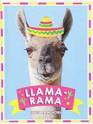 Llama-Rama, Hardcover Book, By: Ewan Ramshorn