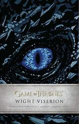 Game of Thrones: Wight Viserion Hardcover Ruled Journal, Hardcover Book, By: Insight Editions