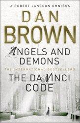 "Robert Langdon Omnibus: ""Angels and Demons"" and ""The Da Vinci Code"", Hardcover, By: Dan Brown"