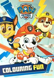 Paw Patrol - Colouring Book (T3), By: Centum