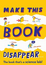 Make This Book Disappear, Paperback Book, By: Barbara Taylor